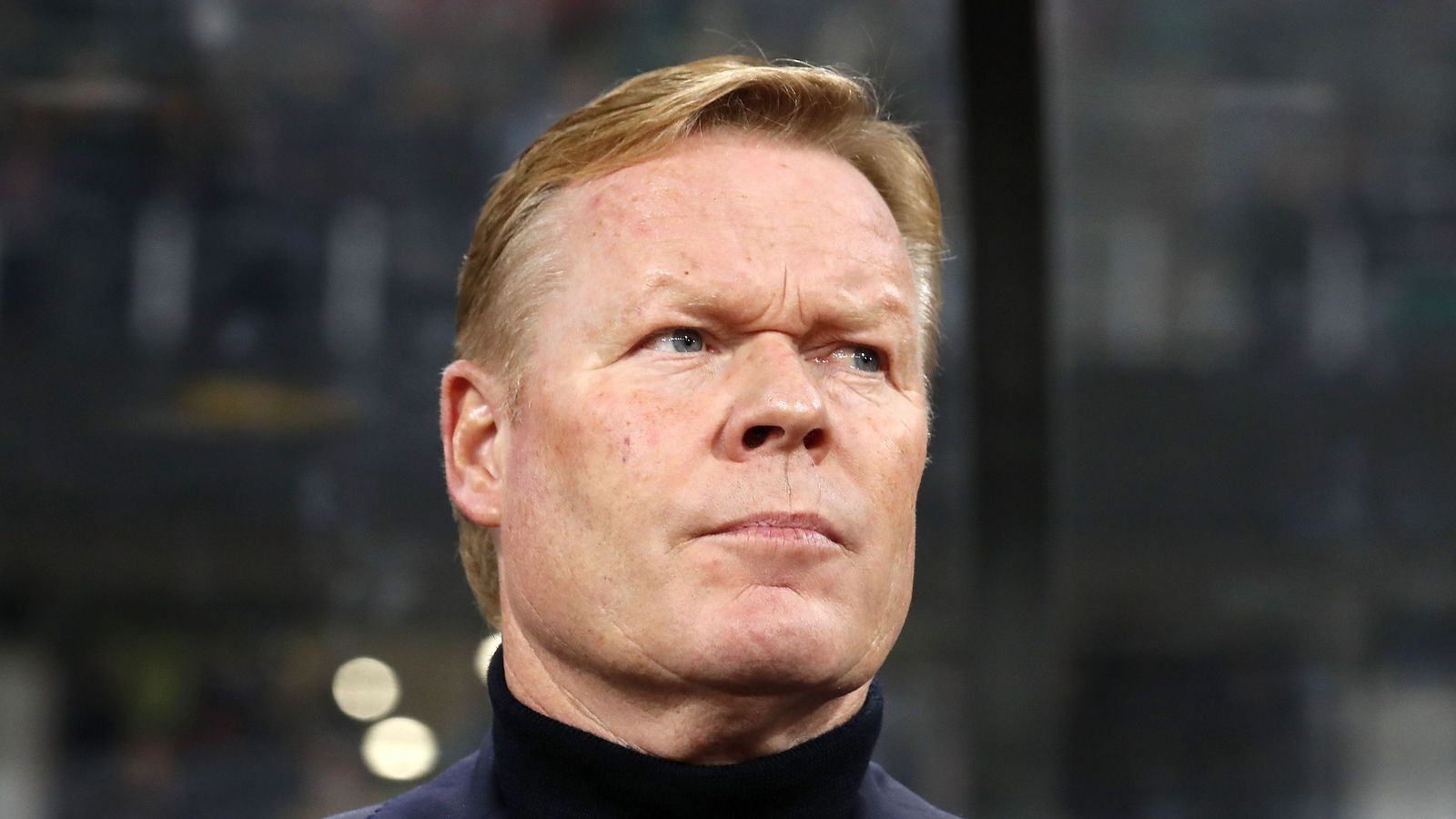 Koeman 'fit as a fiddle' after heart procedure