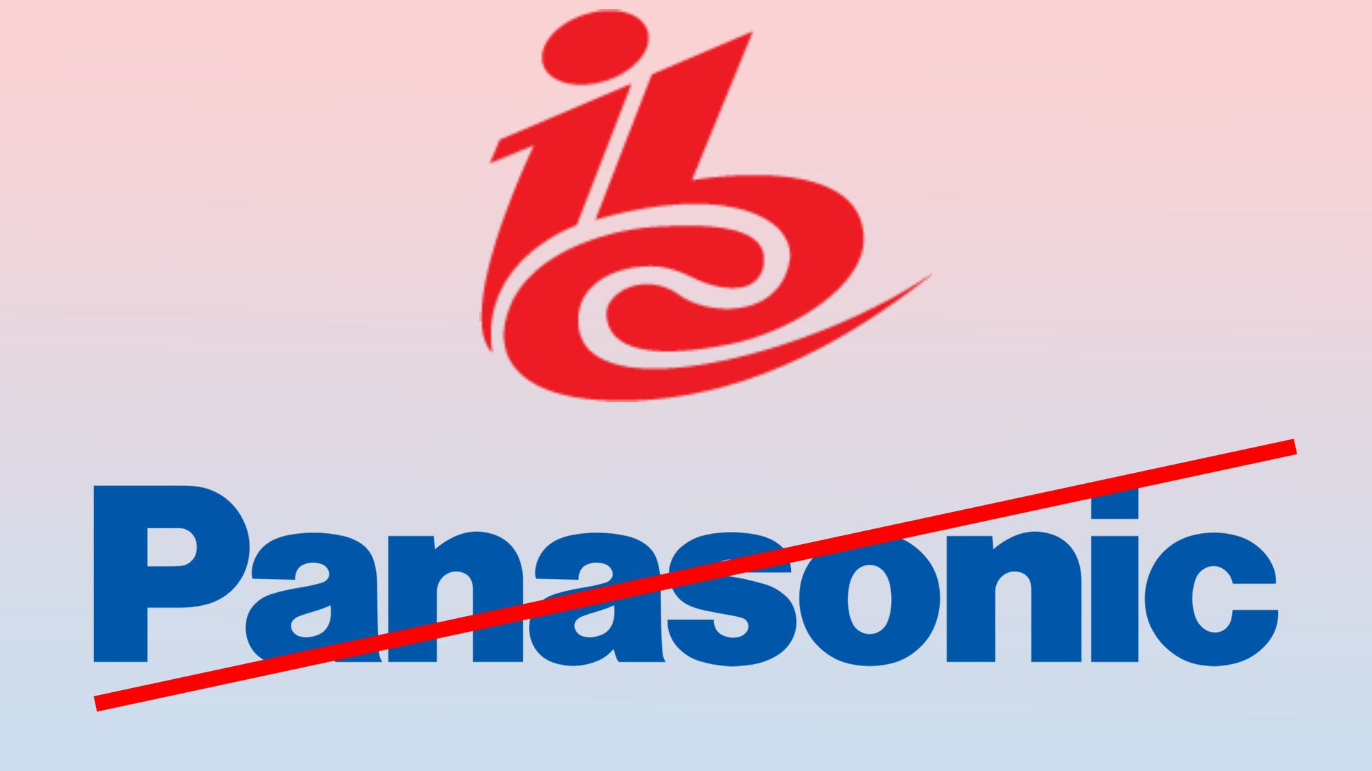 Panasonic pulls out of IBC 2020 in September